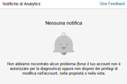 nessuna notifica - img